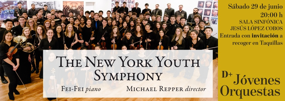 D+ Jóvenes Orquestas. The New York Youth  Symphony
